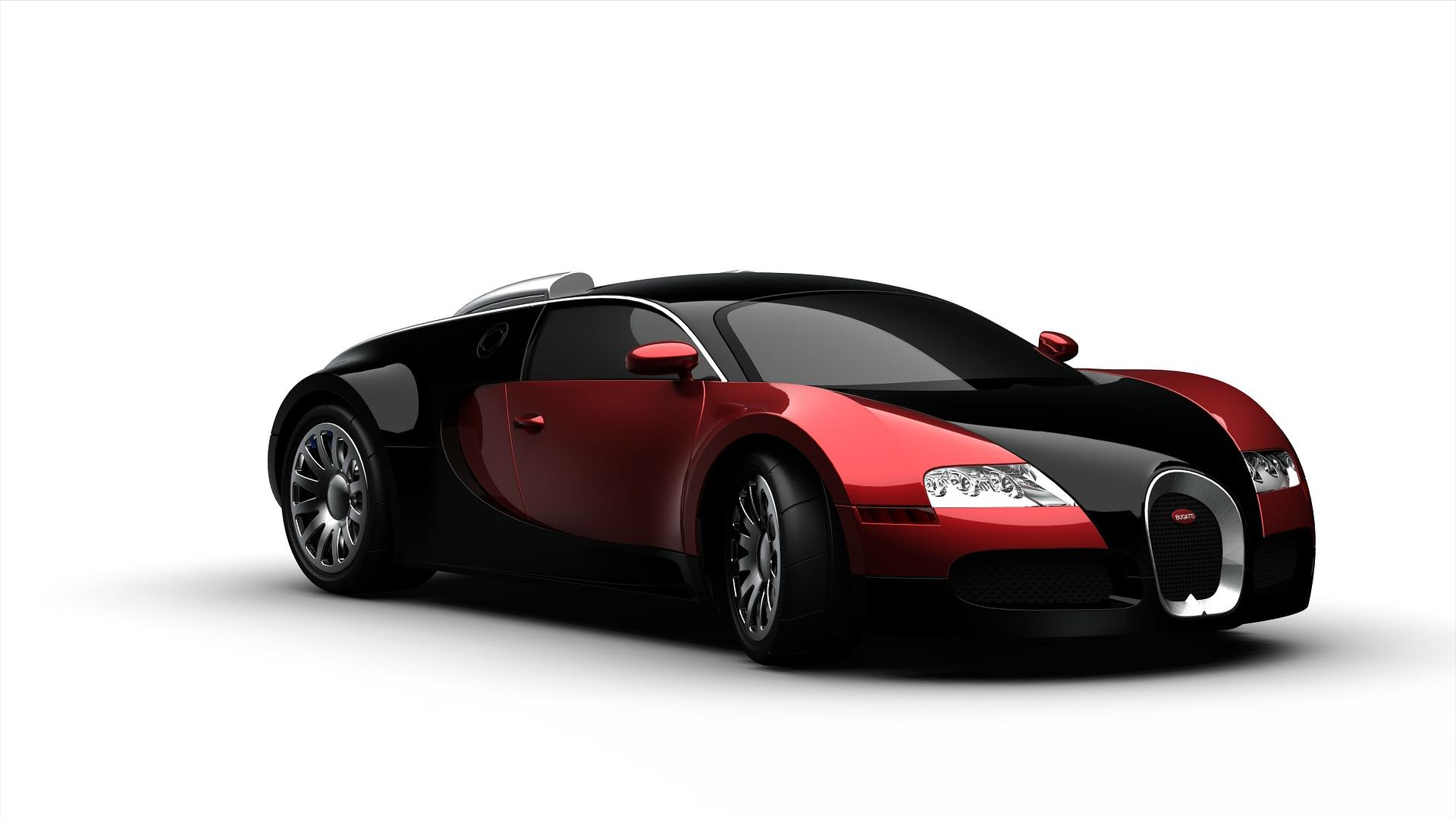 Met geld koop je geen geluk. Maar eens of anders, het is veel comfortabeler te wenen in een Jaguar dan op een fiets!